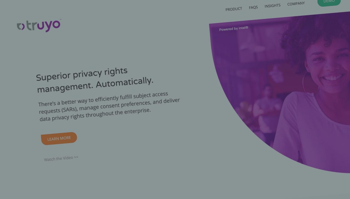 GDPR Edge Becomes Truyo