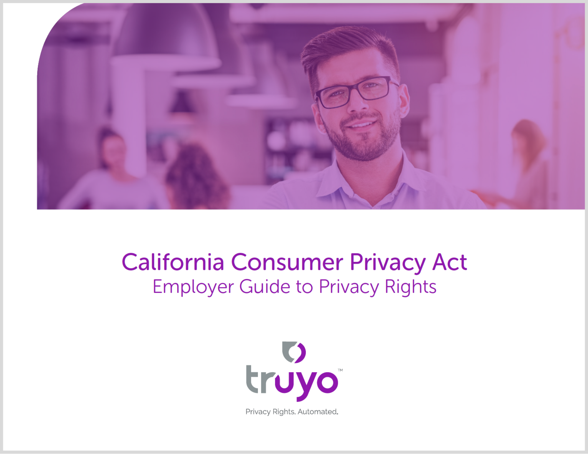 CCPA Employer Guide to Privacy Rights