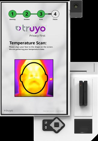 Janus Kiosk Temperature Checking