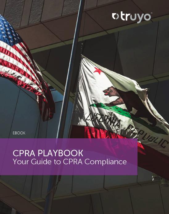 CPRA Playbook